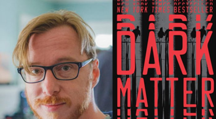 "Blake Crouch's novel ""Dark Matter"" translated into Arabic language"