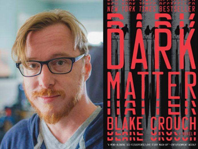 "Blake Crouch's novel ""Dark Matter"" translated into Arabic language"