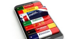 Translation apps